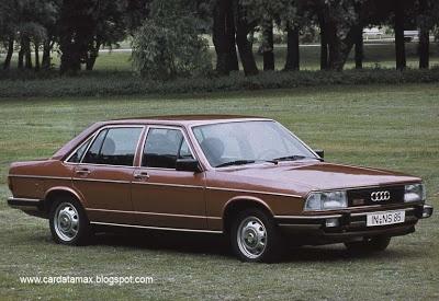 Audi 100 (1979)