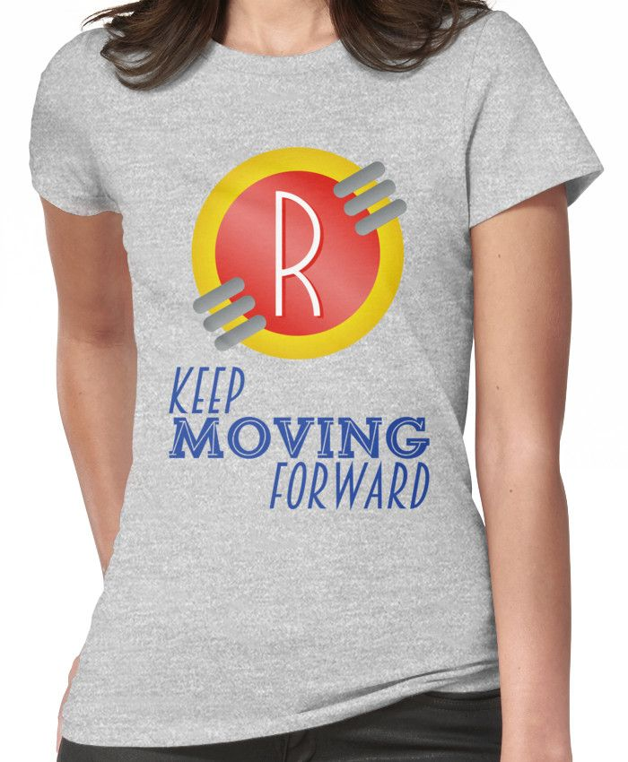 Keep Moving Forward - Meet the Robinsons Women's T-Shirt