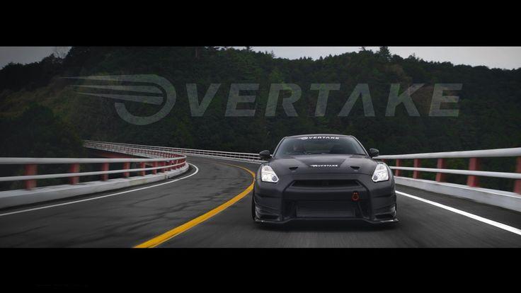 Overtake GT-R // Carbon Fiber Godzilla - R35