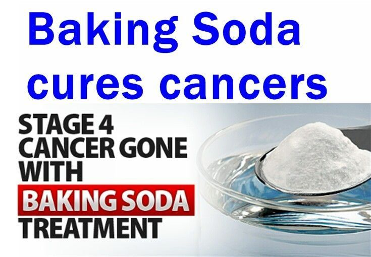 by Paul Fassa Could you use something as simple as baking powder or baking soda to treat cancer? One man,Vernon Johnston, used baking soda and molasses as the driving force to recover from aggress...