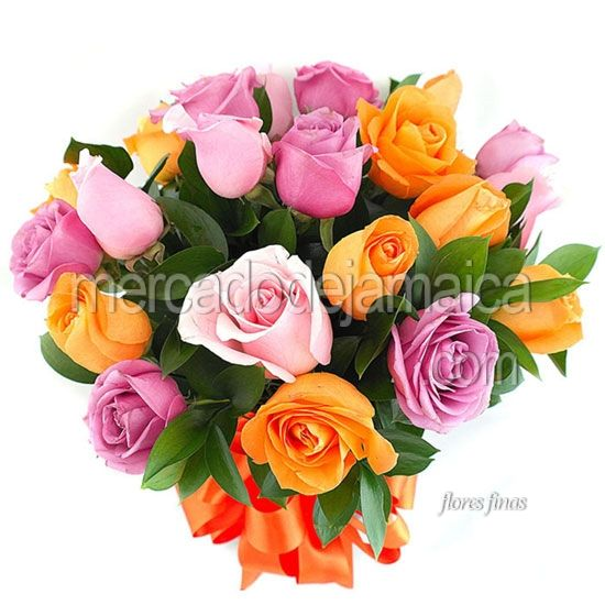 Florerias Polanco Rosas Moradas Apple !| Envia Flores