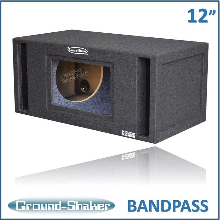 Different Types Of Subwoofer Boxes And Their Purpose Bandpass Ported Sealed Subwoofer Box Design Subwoofer Box Custom Speaker Boxes
