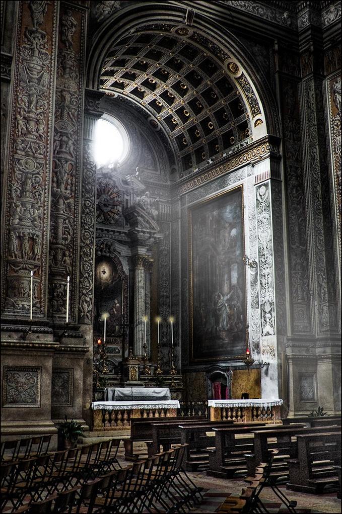 Chiesa di mantova - Italy  By: Daniele Bonaretti, province of Mantova , Lombardy