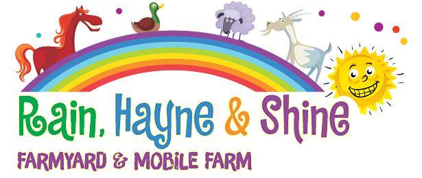 SUMMER SCHOOL HOLIDAYS Dec 26-Jan 27 | Rain, Hayne & Shine | A Farmtastic Day Out