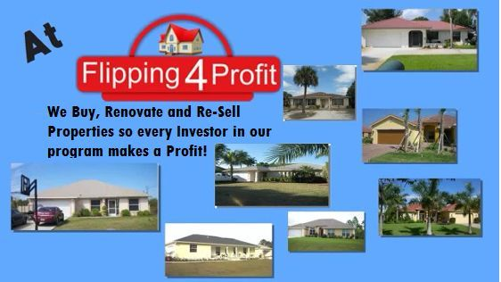 get into property from $100 now flipping4profit.com/ceocircle