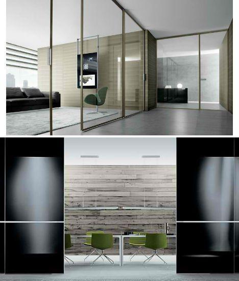 Sliding Doors: Sleek Room Dividers Separate Spaces in Style | Designs & Ideas on Dornob