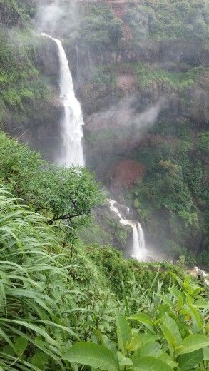 Lingamalla waterfalls, Mahabaleshwar, India