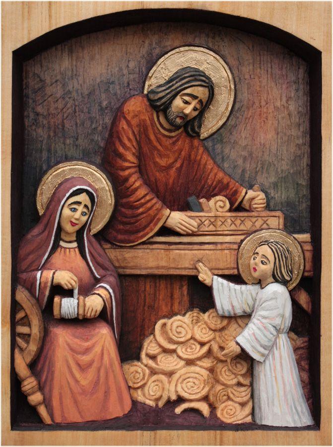 Best holy family images on pinterest religious
