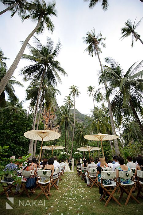 Destination Wedding In Krabi Thailand Nina Phil