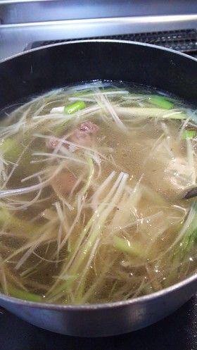 超簡単にテールスープ! by ネネキラ~✴ [クックパッド] 簡単おいしい ...