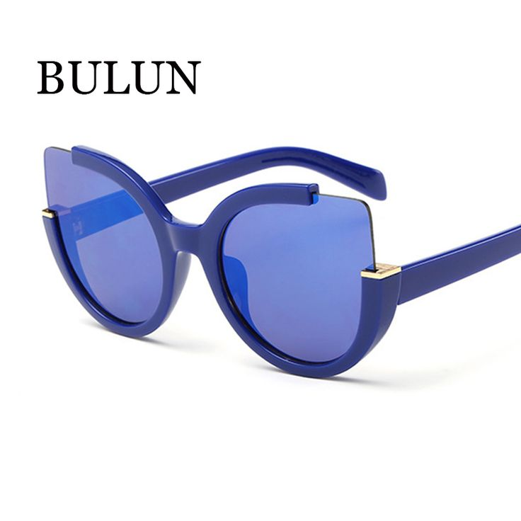 BULUN High Quality Cat Eye Sunglasses Women Brand Designer Vintage Fashion Driving Sun Glasses For Women Oculos De Sol Feminino