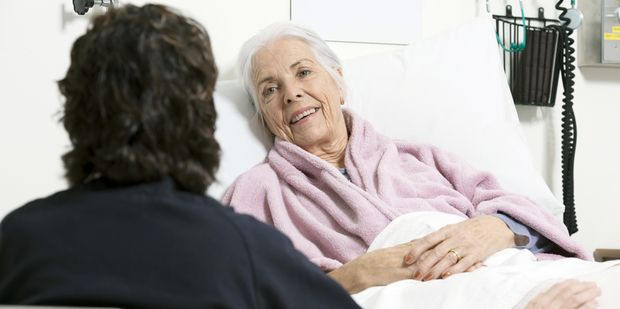 When you have a disease, can you feel 'well' or do you have to feel 'sick'?