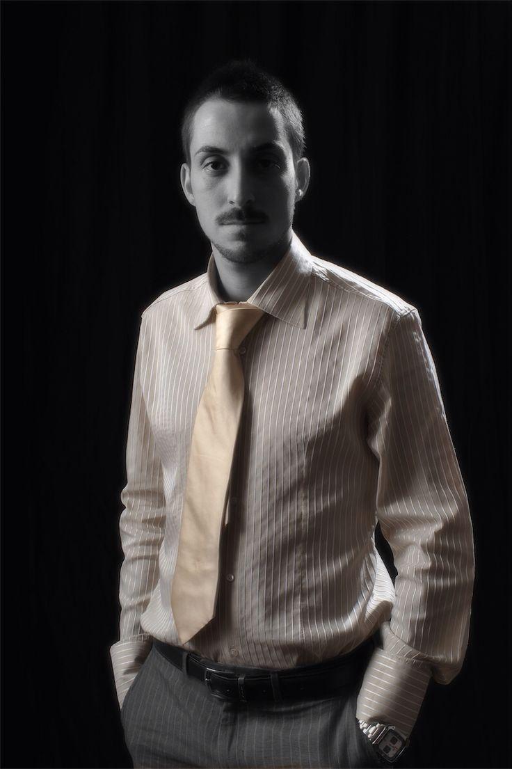 Carmine: customer since 2006. Compagnia dei Colletti Shirts bespoke in Rome.