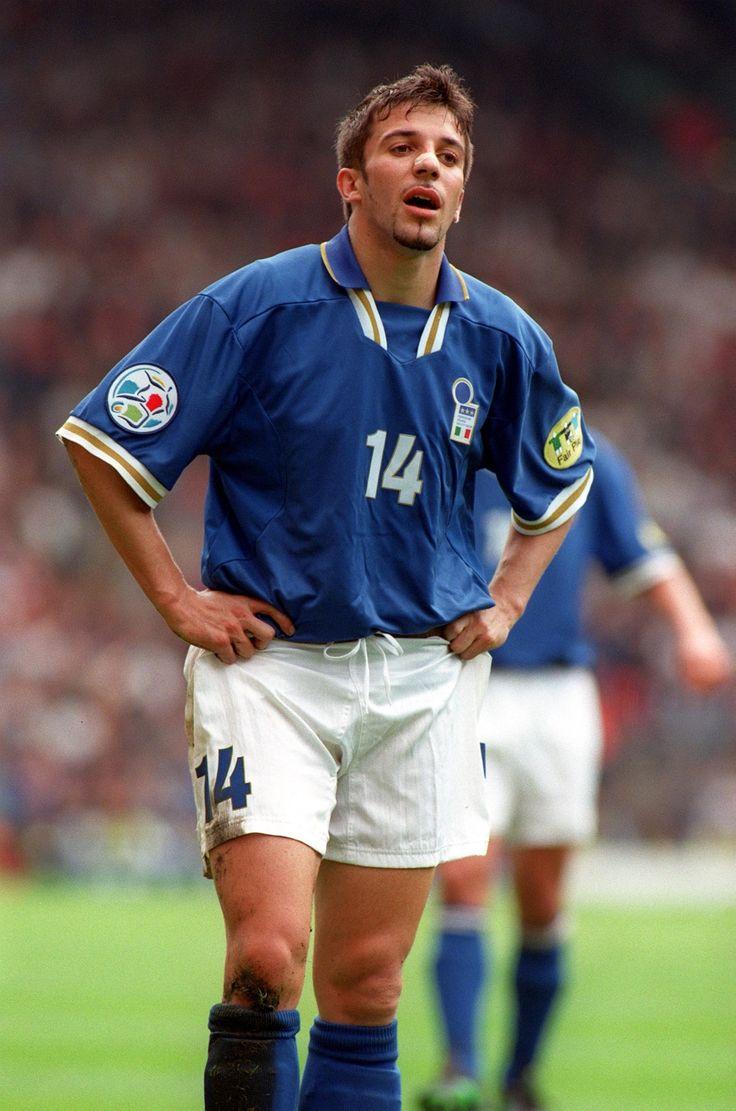 Alessandro Del Piero // Uefa Euro 1996