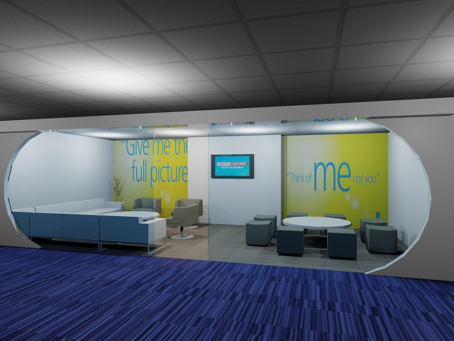 14 best innovative office interiors images on pinterest for Innovative office design
