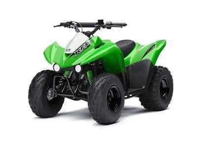 New 2016 Kawasaki KFX90 ATVs For Sale in Texas. 2016 Kawasaki KFX90, The KFX®90 ATV provides the ideal blend of size and performance for riders 12 and older that are stepping-up from a 50 cc ATV or just getting started.