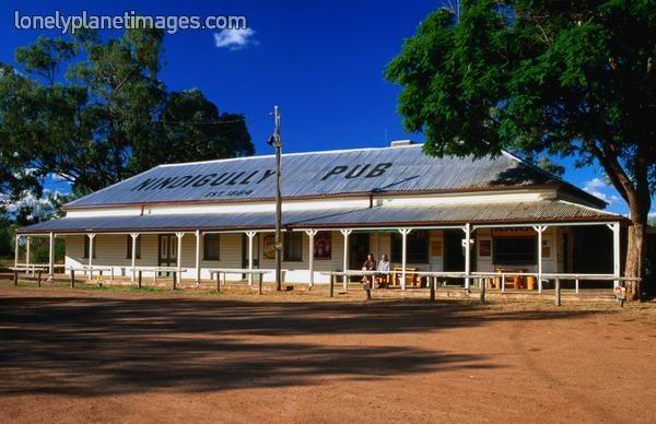 Tiny town, great pub! (Nindigully, QLD)