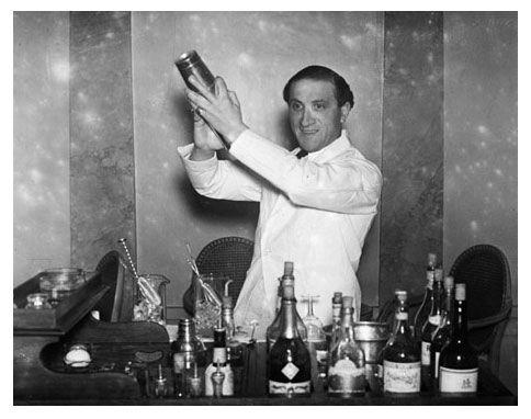 Vintage casino bartender table mountain casino friant