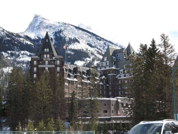 Banff Canada - We stayed here in 2012, truly magnificent!
