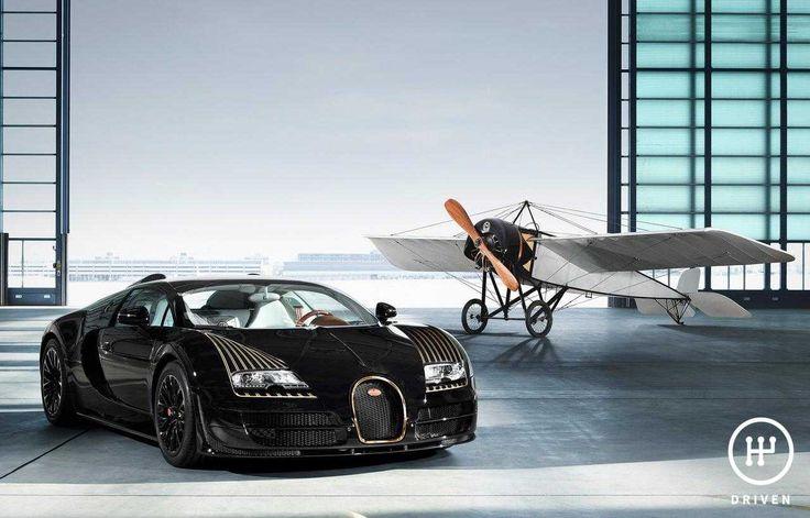 2014 Bugatti Veyron Black Bess