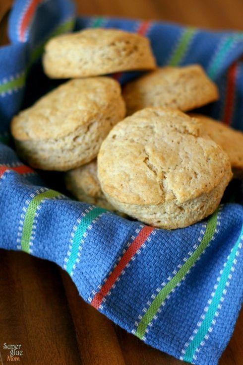 Pillsbury Grands Homestyle Honey Wheat Biscuits {Copycat} Recipe » Super Glue Mom™