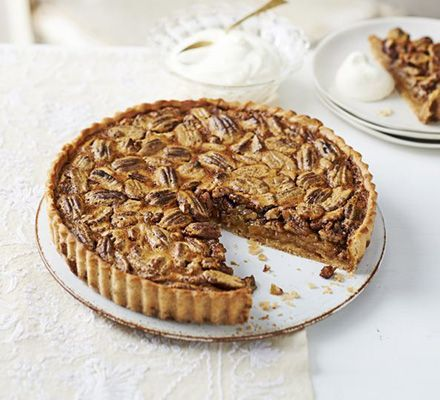 BBC Good Food reader Idil Oyman shares her all-American Thanksgiving dessert recipe with us.
