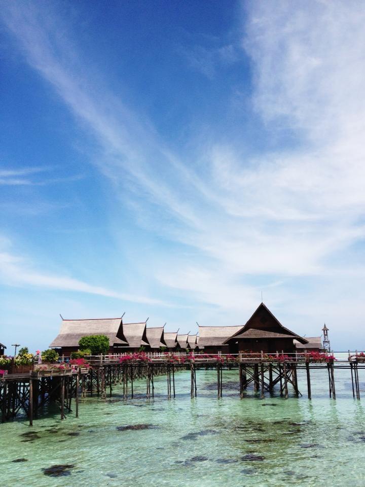 Sipadan Kapalai Resort, Malaysia 2013