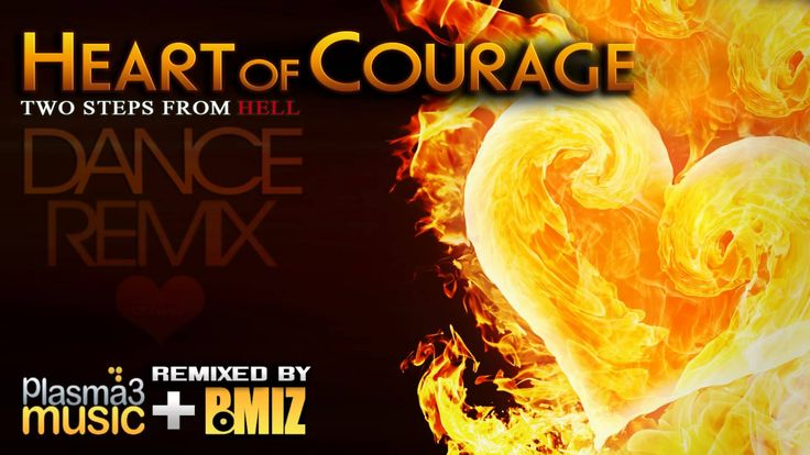 This is our new Heart of Courage Dance Remix. Skip the DJ intro: 1:00. Two Steps From Hell are a huge inspiration for my classical orchestral pieces, this ti...