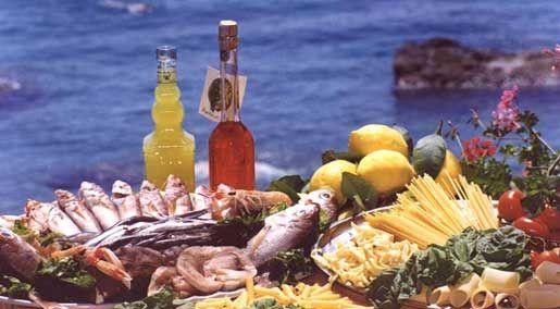.::Ristorante bar Da Teresa - Spiaggia di Sante Croce - Amalfi