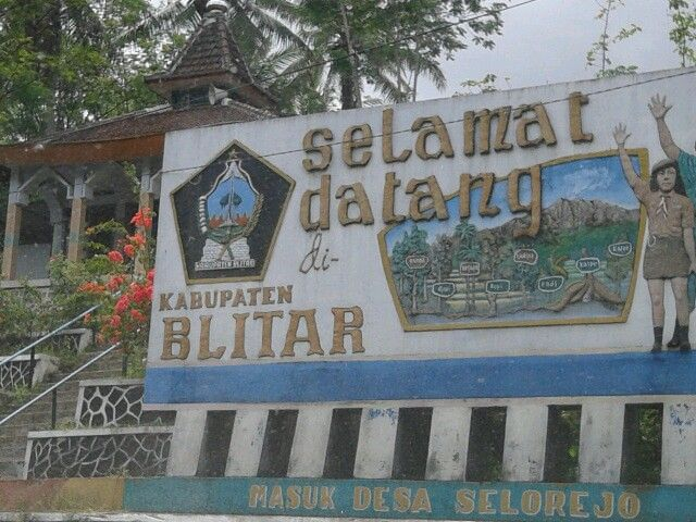Blitar di Jawa Timur
