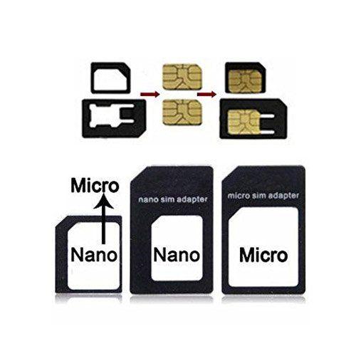 a) MicroSIMto Standard SIMadaptor: This #adapterwillallowyoutoconvertaMicroSIMcard (inc iPhone 4, 4s, Galaxy S3) intoaSIM #cardforalmosteverymo...