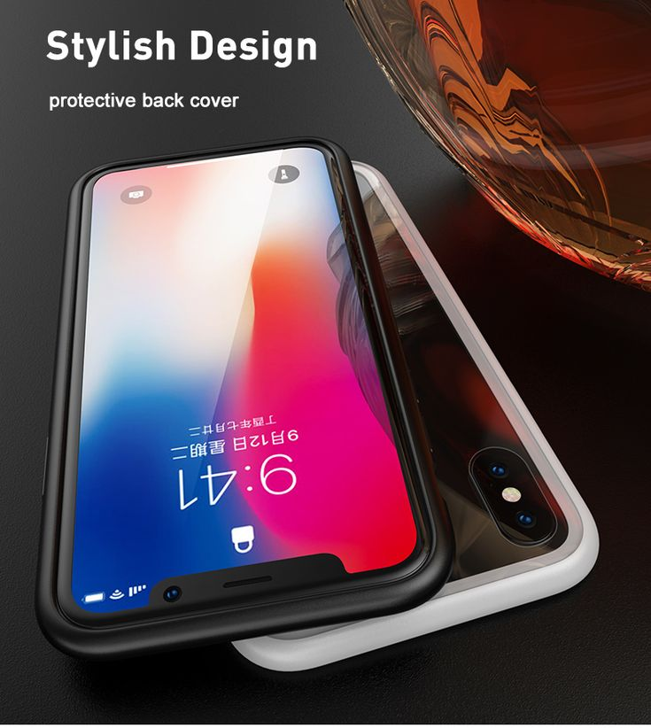 iphone xr magnetic case with privacy screen
