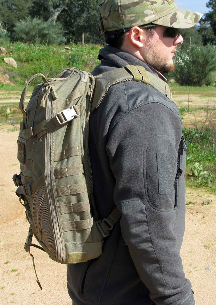 5.11 Tactical TRIAB 18 | Bug Out Bag | Pinterest | Popular ...