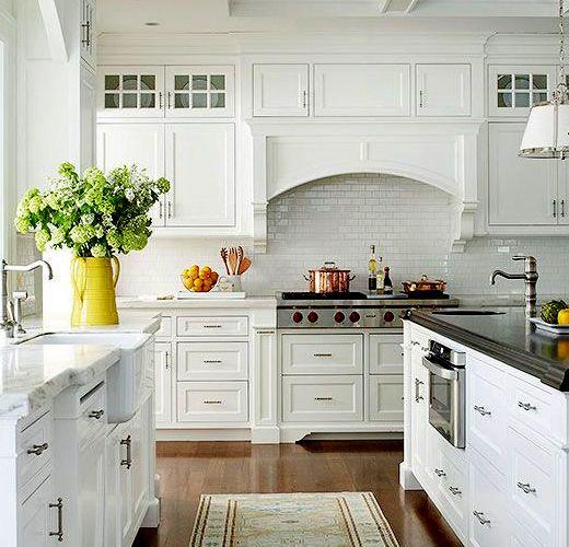 Ιδέες Για Λευκές Κουζίνες