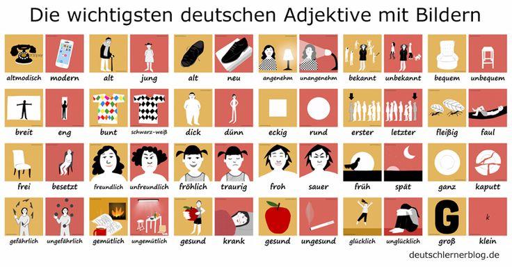 698 best images about Deutsch als Fremdsprache on Pinterest
