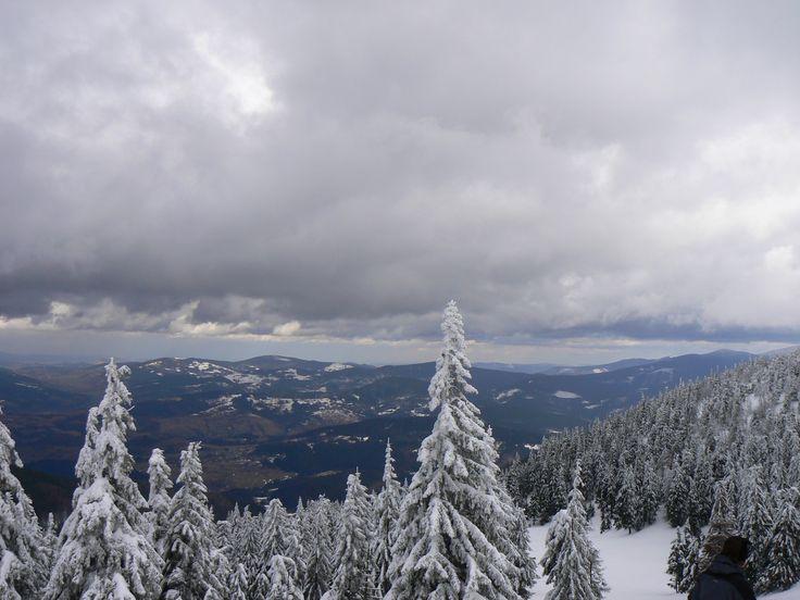 Noclegi Wisła i okolice - Polskie Beskidy - zimą