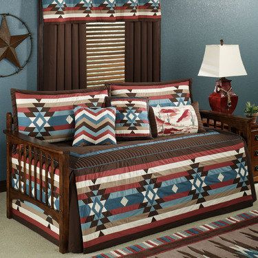 Southwest Frontier Daybed Bedding Set | ~ Interior Design ...