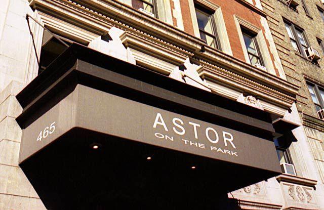Astor On The Park - New York