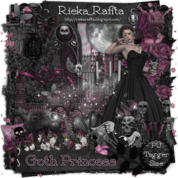 17 Best Images About Gothic Scrapbook On Pinterest