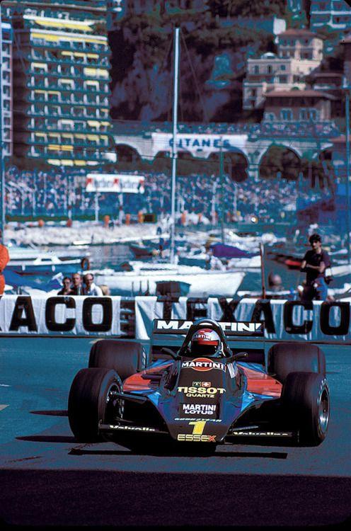 Real F1 Days... 79 Monaco GP