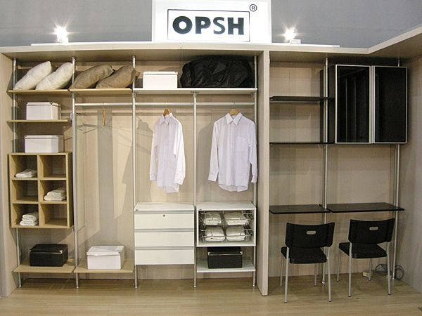 Design And Build Pole System Wardrobe Kitchen Cabinets Flexible Storage Systems