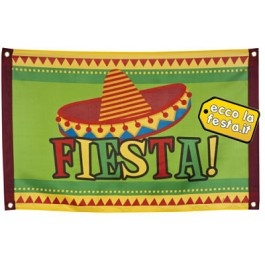 Bandiera Fiesta 60x90cm http://www.eccolafesta.it/bandiera-fiesta-60x90cm.html