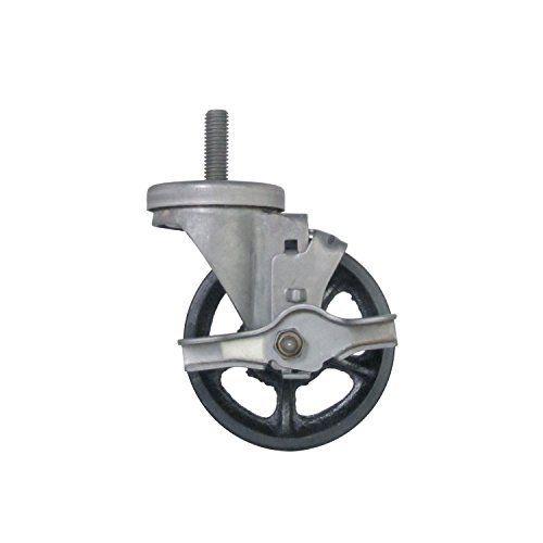 "4"" CC Vintage Swivel Caster with Wheel Brake - Threaded S... https://www.amazon.com/dp/B00S02ECD6/ref=cm_sw_r_pi_dp_x_m79.ybYH73ZS8"