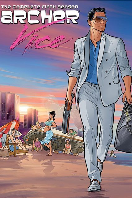 What To Watch On Netflix This Weekend #refinery29  http://www.refinery29.com/2015/02/82792/new-on-netflix-march-2015#slide-16  Archer: Season 5 Also known as Archer: Vice. The gang becomes drug lords and Cheryl becomes a country star named Cherlene.Available March 7...