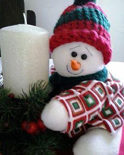 Muñecos navideños: Nieve Nieves Juguetones Nieves Juguetones Cojín ...
