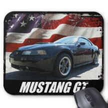2003 Mustang GT Mouse Pad