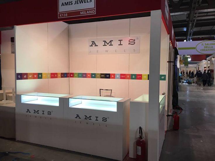 Fiera dell'artigianato 2016 AMIS
