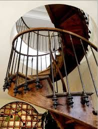 57 best images about spiral staircase on pinterest. Black Bedroom Furniture Sets. Home Design Ideas