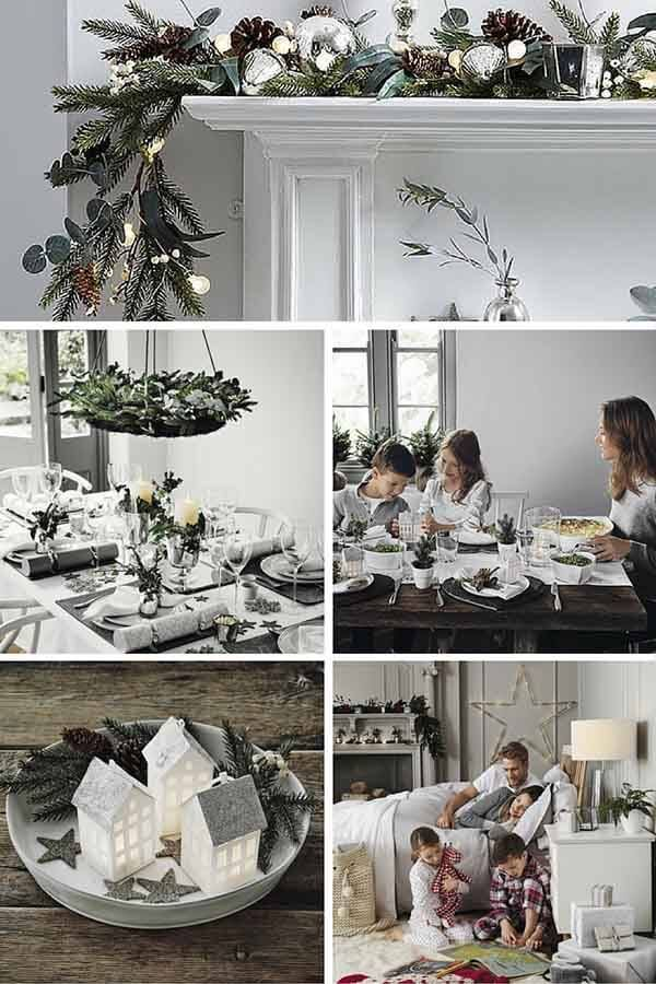 Stunning Christmas Style From The White Company 2015