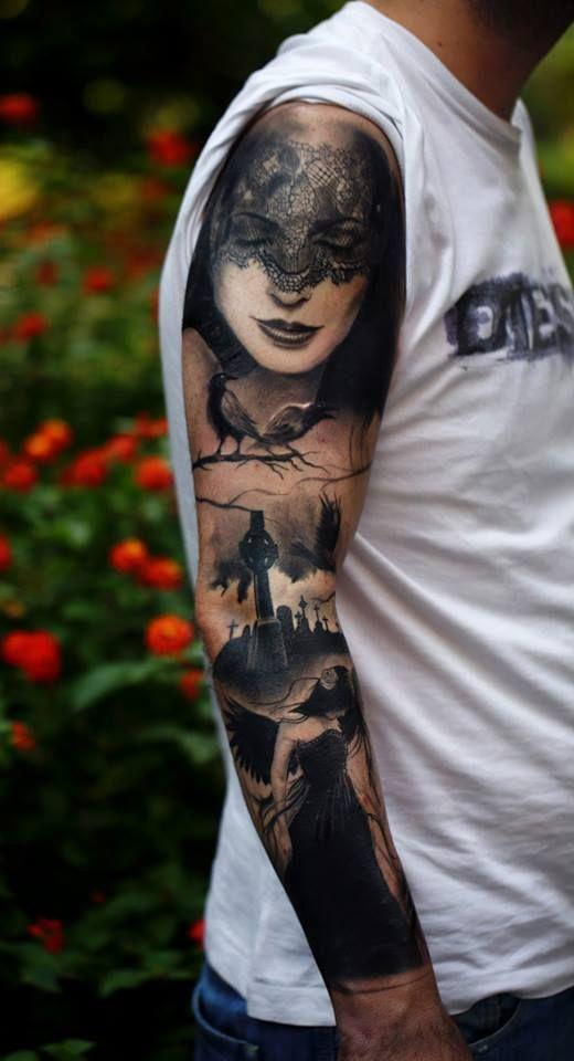 #sleeve #tattoo